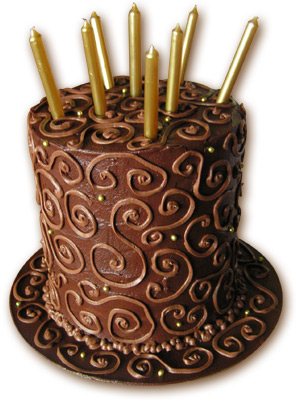 Heres Ur Birthday Cake